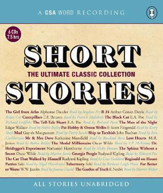 Picture of Short Stories: The Ultimate Classic Collection