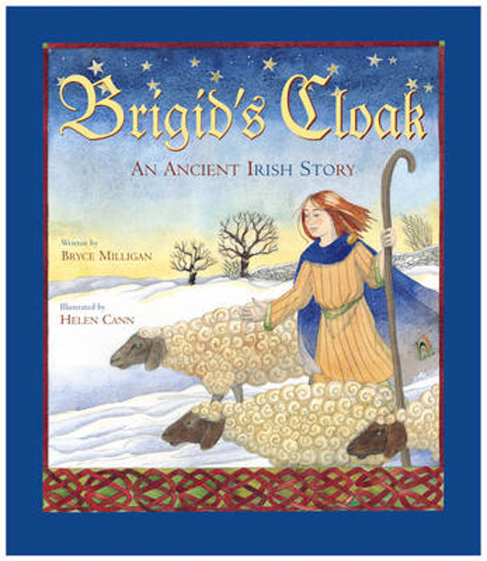 Picture of Brigid's Cloak: An Ancient Irish Story