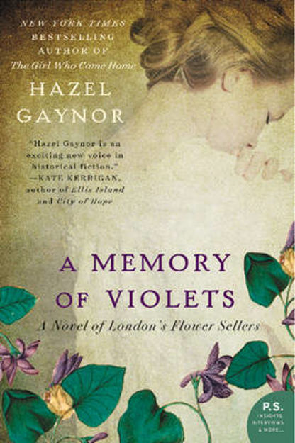Picture of A Memory of Violets