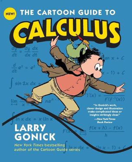 Picture of The Cartoon Guide to Calculus