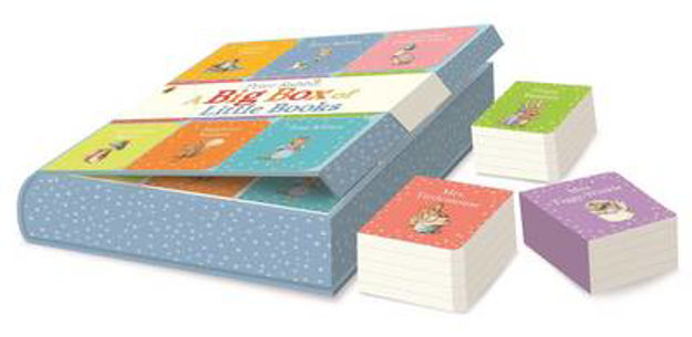 Picture of Peter Rabbit: a Big Box of Little Books