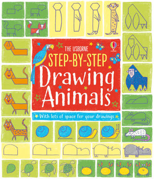 Picture of Step-by-Step Drawing Animals