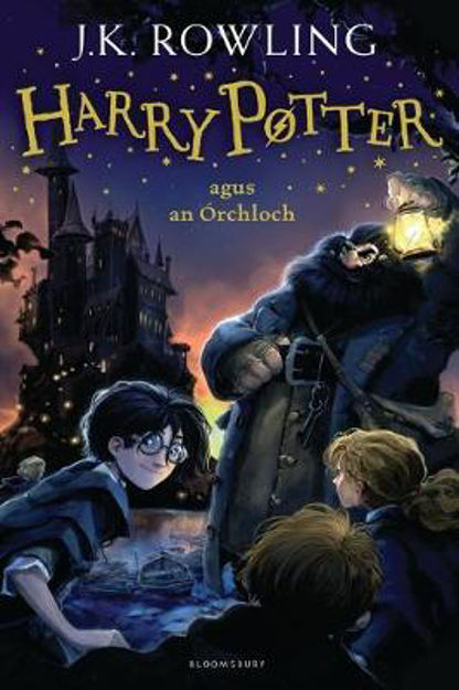Picture of Harry Potter and the Philosopher's Stone (Irish)