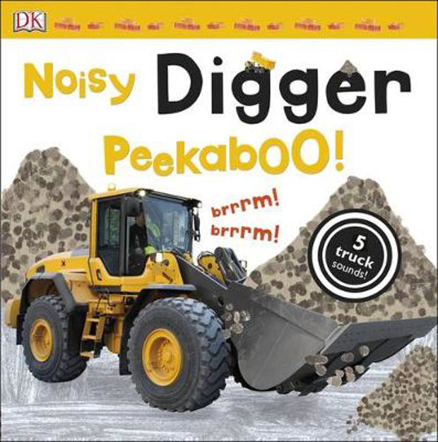 Picture of Noisy Digger Peekaboo!