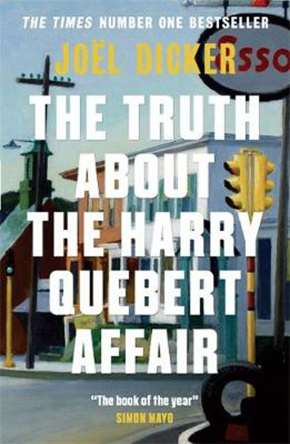 Picture of The Truth About the Harry Quebert Affair