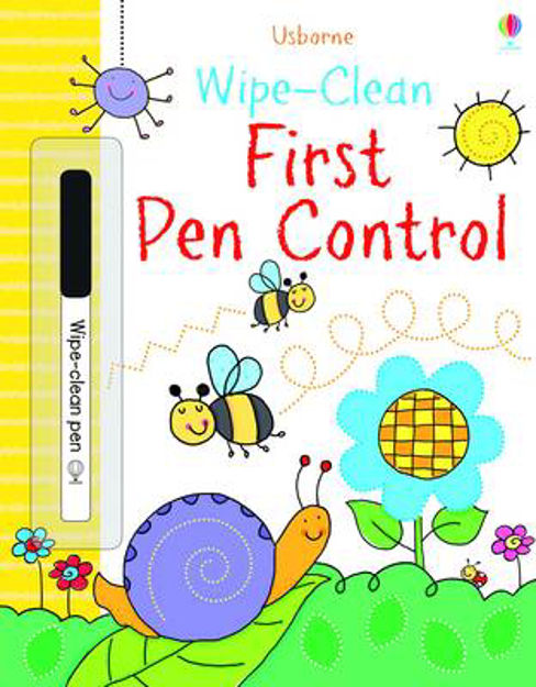 Picture of Wipe-Clean Pen Control