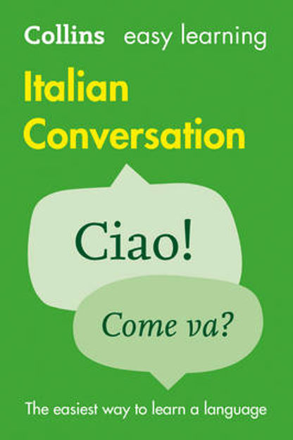 Picture of Easy Learning Italian Conversation