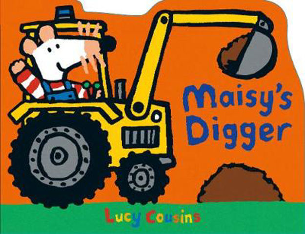 Picture of Maisy's Digger