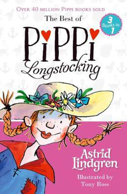 Picture of The Best of Pippi Longstocking (3 Books in 1)