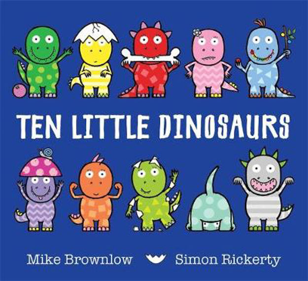 Picture of Ten Little Dinosaurs