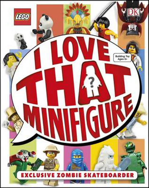 Picture of LEGO I Love That Minifigure!