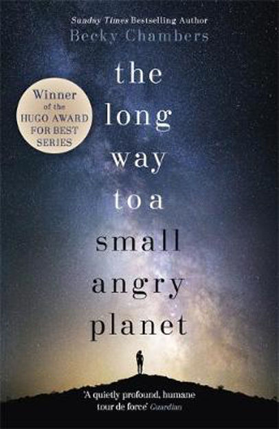 Picture of The Long Way to a Small Angry Planet