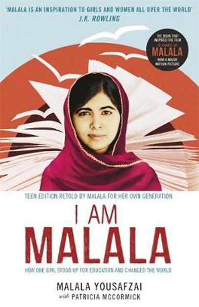 Picture of Malala: The Girl Who Stood Up for Education and Changed the World