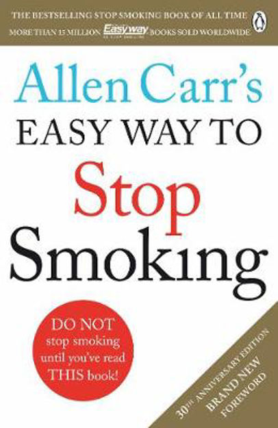 Picture of Allen Carr's Easy Way to Stop Smoking