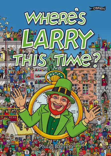 Picture of wheres larry this time