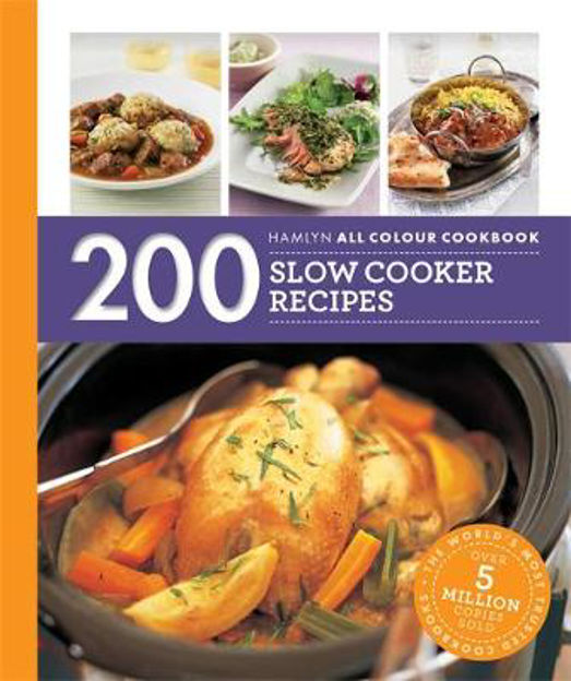 Picture of 200 Slow Cooker Recipes