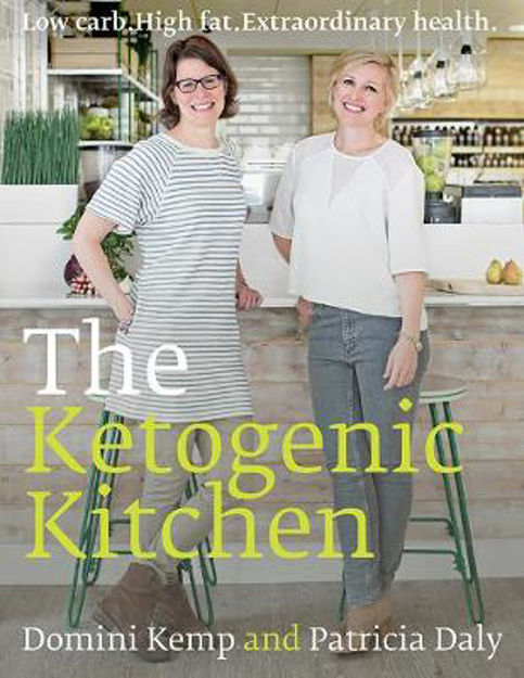 Picture of The Ketogenic Kitchen