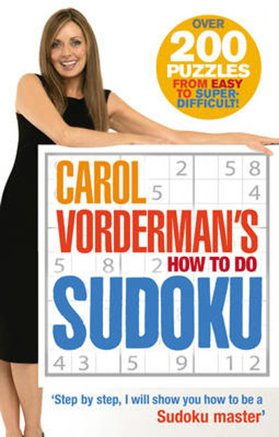 Picture of HOW TO DO SU DOKU