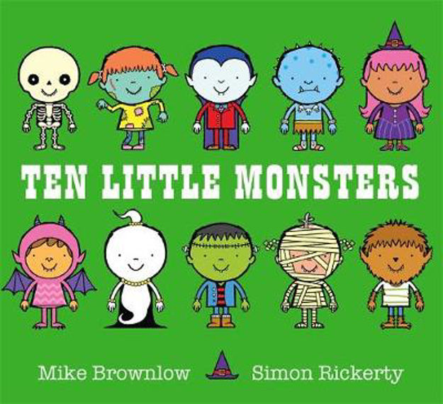 Picture of Ten Little Monsters
