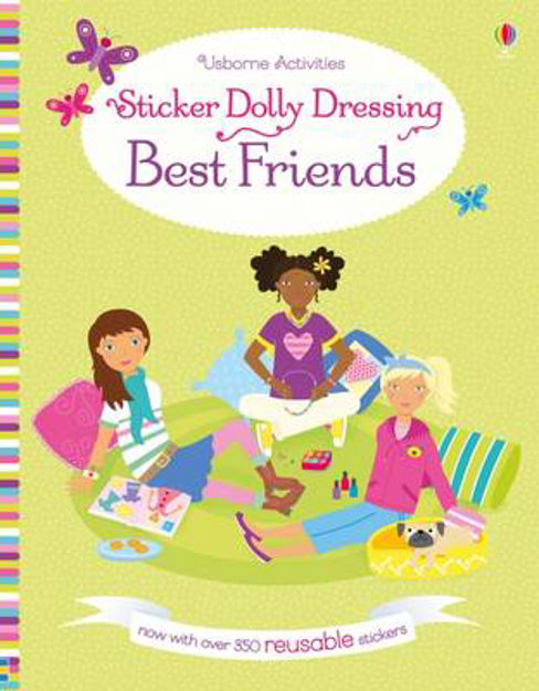 Dubray Books Sticker Dolly Dressing Best Friends