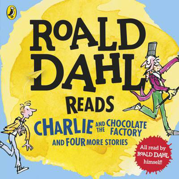 Picture of Roald Dahl Reads: Charlie and the Chocolate Factory, James &