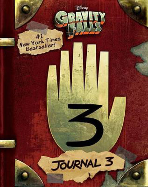 Picture of Gravity Falls: Journal 3
