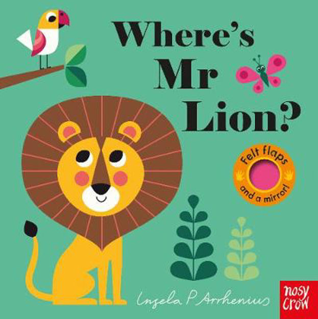 Picture of Where's Mr Lion?
