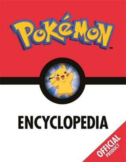 Picture of Official Pokemon GO Encyclopedia