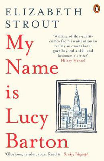 Picture of My Name is Lucy Barton