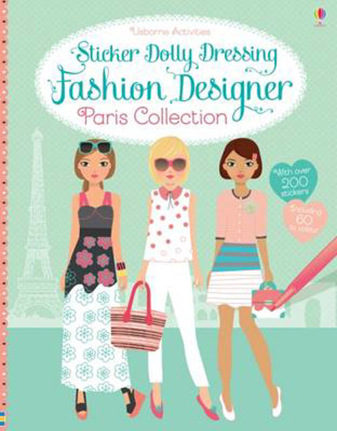 Picture of Sticker Dolly Dressing Fashion Designer Paris Collection