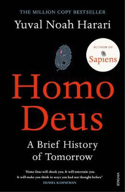 Picture of Homo Deus: A Brief History of Tomorrow