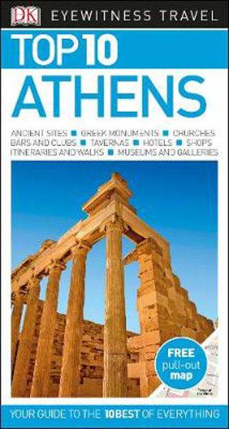 Picture of DK Eyewitness Top 10 Travel Guide Athens