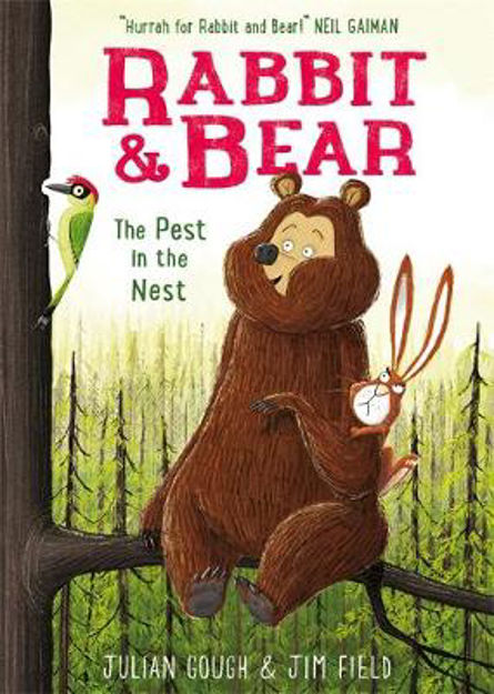 Picture of Rabbit & Bear: The Pest in the Nest