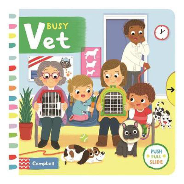 Picture of Busy Vet