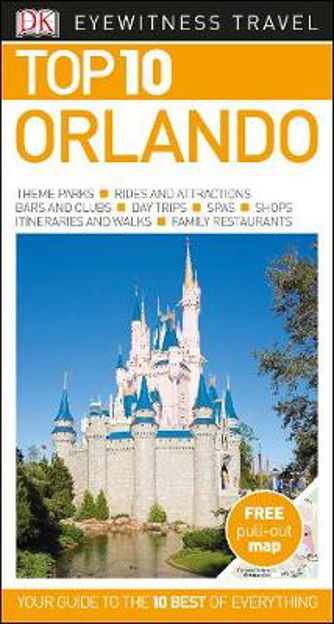 Picture of DK Eyewitness Top 10 Travel Guide Orlando