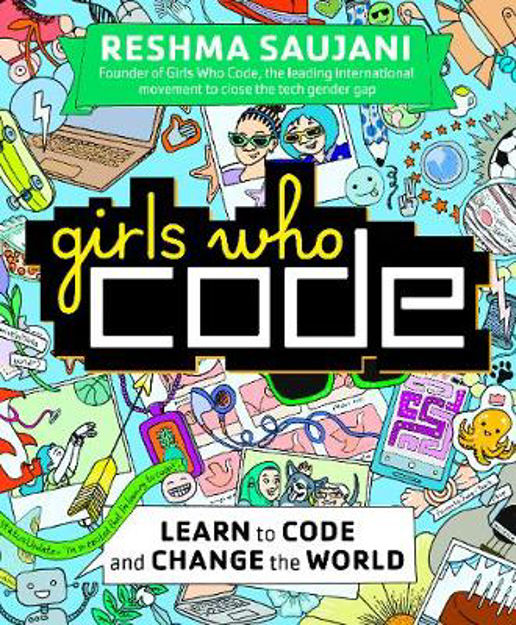 Picture of Girls Who Code