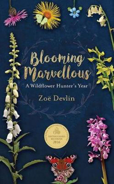 Picture of Blooming Marvellous: A Wildflower Hunter's Year