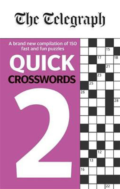 Picture of The Telegraph Quick Crosswords 2