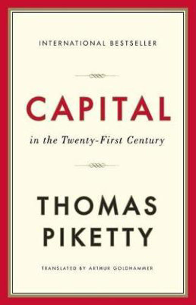 Picture of Capital in the Twenty-First Century