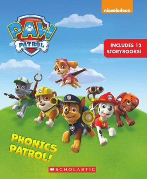 Picture of PAW Patrol: Phonics Patrol!