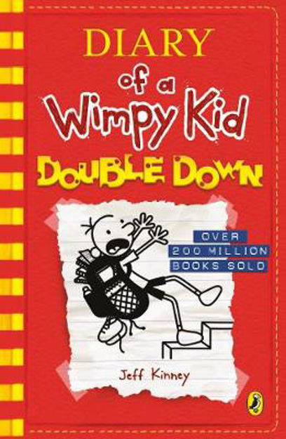 Picture of Diary of a Wimpy Kid: Double Down (Diary of a Wimpy Kid Book