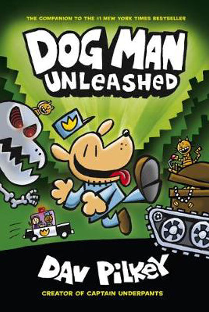 Picture of Adventures of Dog Man 2: Unleashed