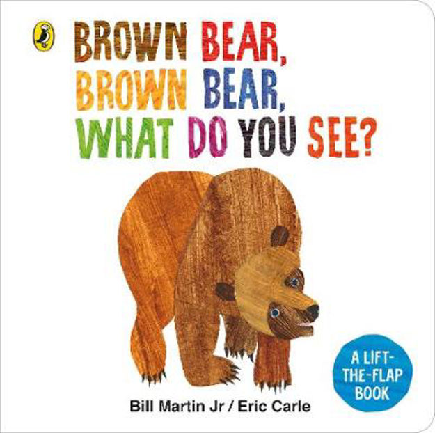 Picture of Brown Bear Lift-the-Flap