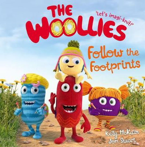 Picture of Woollies: Follow the Footprints  Th