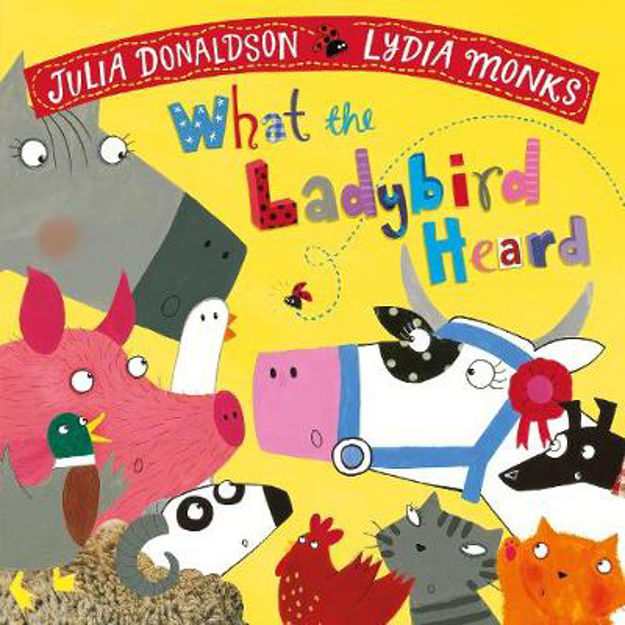 Picture of What the Ladybird Heard
