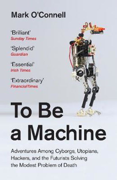 Picture of To Be a Machine