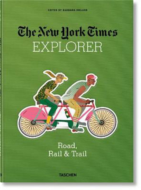 Picture of NEW YORK TIMES ROAD RAIL & TRAIL