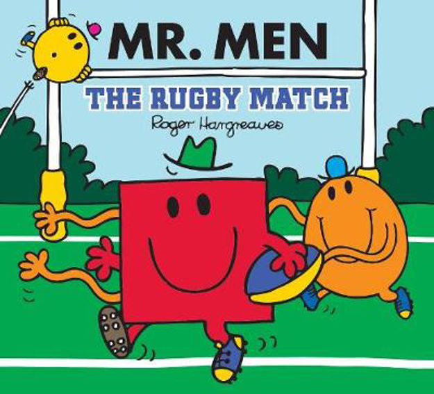 Picture of Mr Men: The Rugby Match