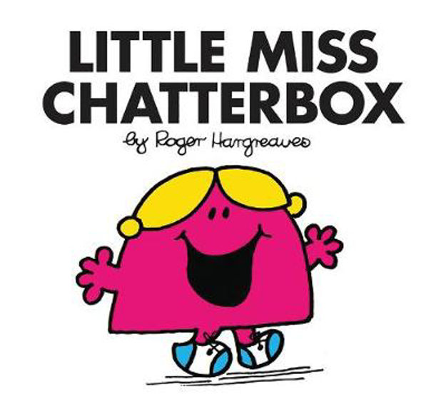 Picture of Little Miss Chatterbox