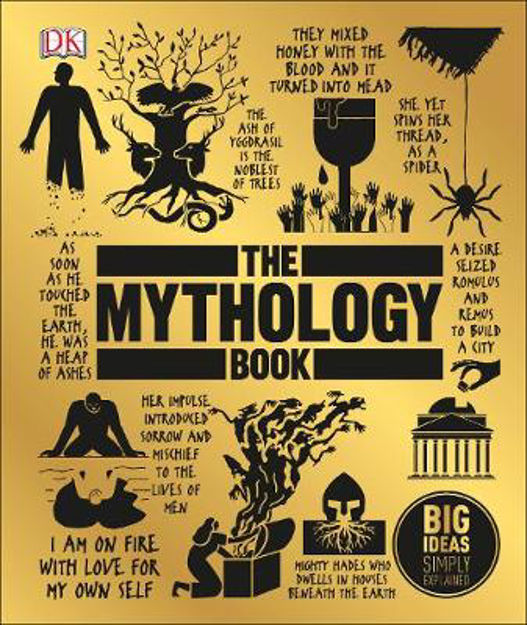 Picture of Mythology Book  The: Big Ideas Simp